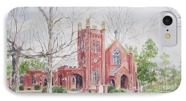 St. David's Episcopal Church IPhone Case