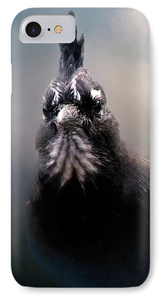 Steller's Jay IPhone Case