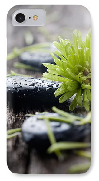 Stones With Water Drops IPhone Case