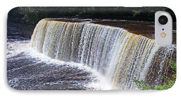 Tahquamenon Upper Falls IIi IPhone Case