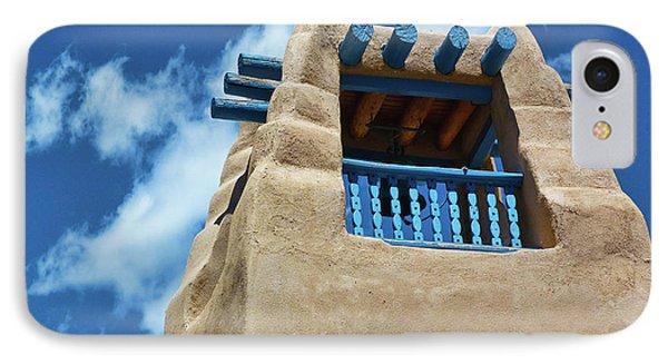 Taos Blue IPhone Case