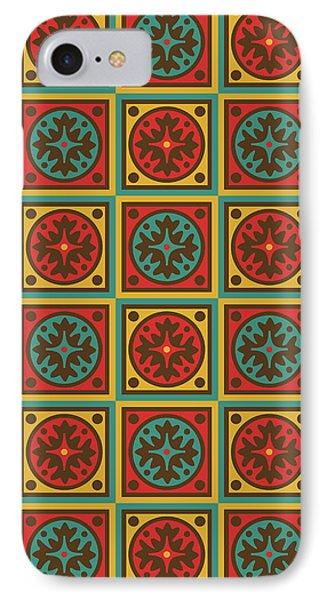 Tapestry Pattern IPhone Case