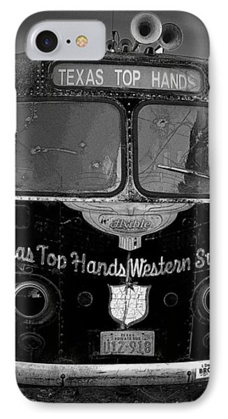 Texas Top  Hands IPhone Case