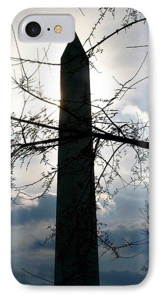 The Washington Monument  IPhone Case