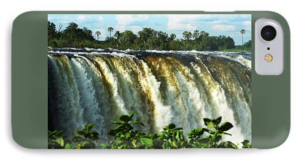 Victoria Falls IPhone Case
