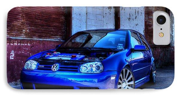 Volkswagen R32 IPhone Case