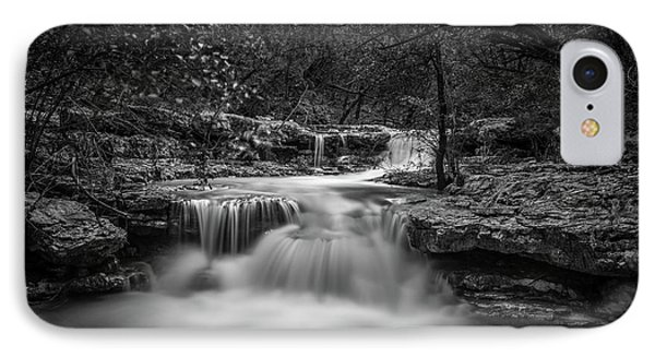 Waterfall In Austin Texas IPhone Case