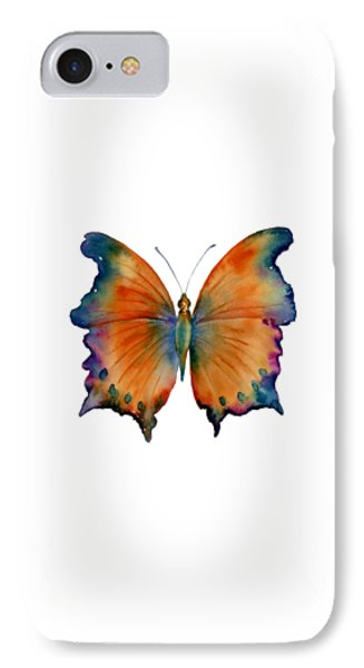 Wizard iPhone 8 Case - 1 Wizard Butterfly by Amy Kirkpatrick