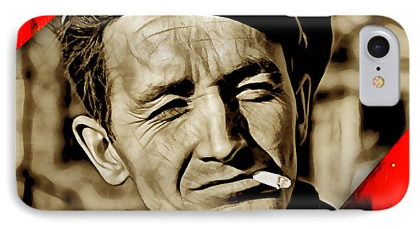 Woody Guthrie Collection IPhone Case