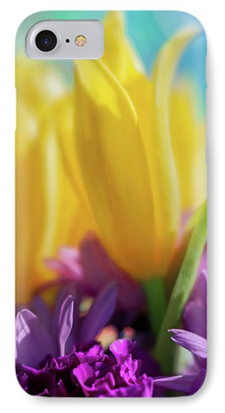 Yellow Lily IPhone Case