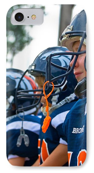 Youth Football IPhone Case