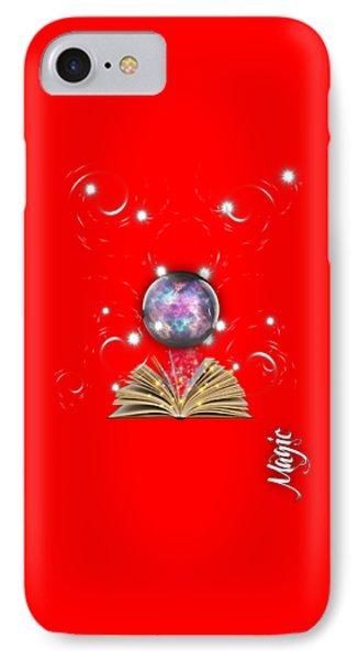 Magic Collection IPhone Case