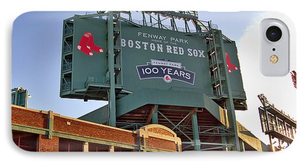 100 Years At Fenway IPhone Case