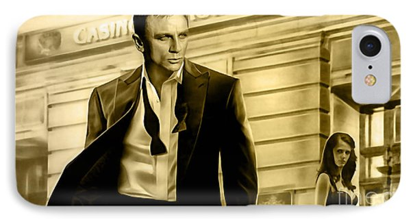 James Bond Collection IPhone Case