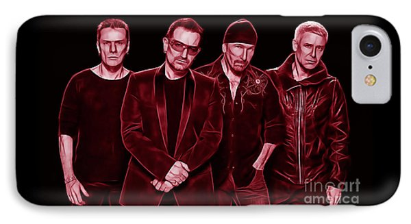 U2 Collection IPhone Case