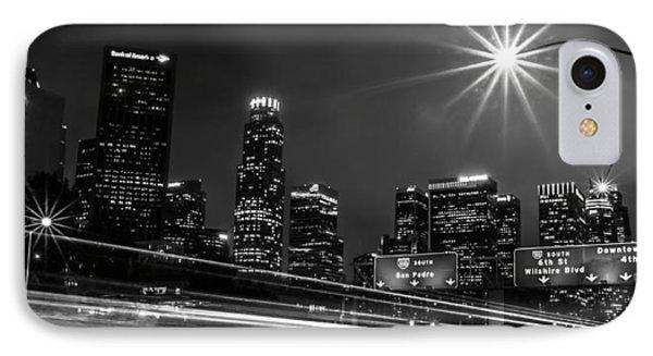 110 Freeway Los Angeles IPhone Case