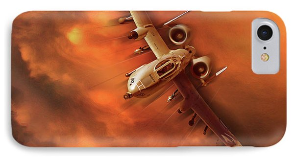 A-10 Warthog IPhone Case