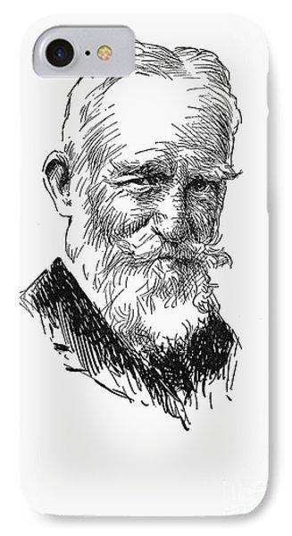 George Bernard Shaw IPhone Case