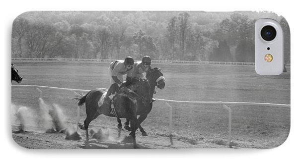 The Montpelier Hunt Races IPhone Case