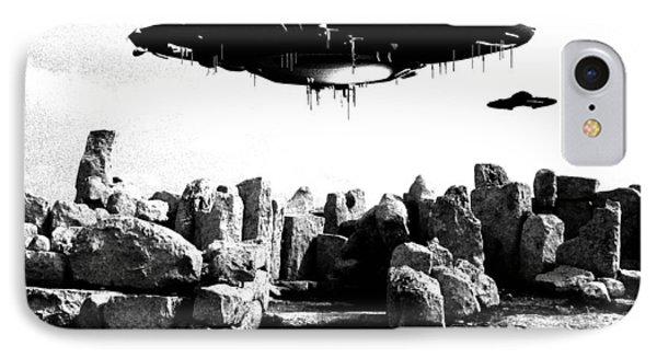 Ufo Sighting IPhone Case