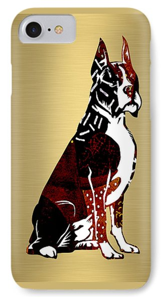 Boxer Collection IPhone Case