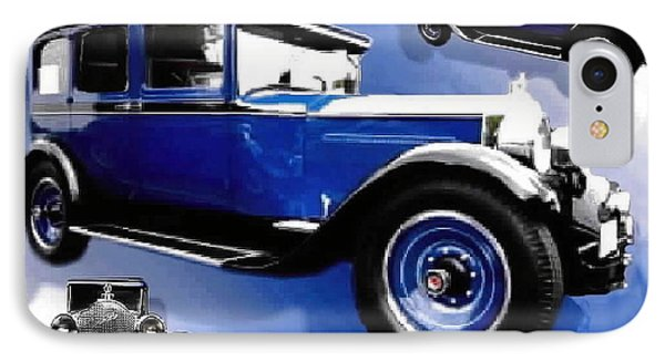 1927 Packard 526 Sedan IPhone Case
