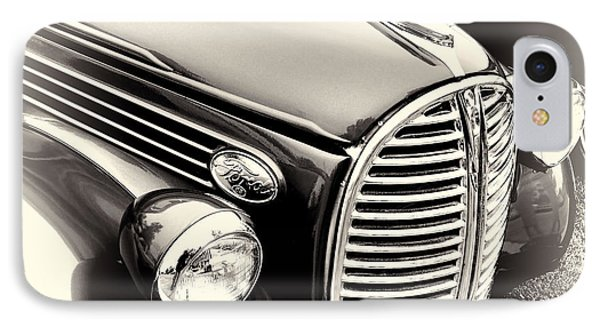 1938 Ford Pickup Truck Black And White IPhone Case