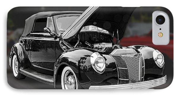 1940 Ford Deluxe Automobile IPhone Case