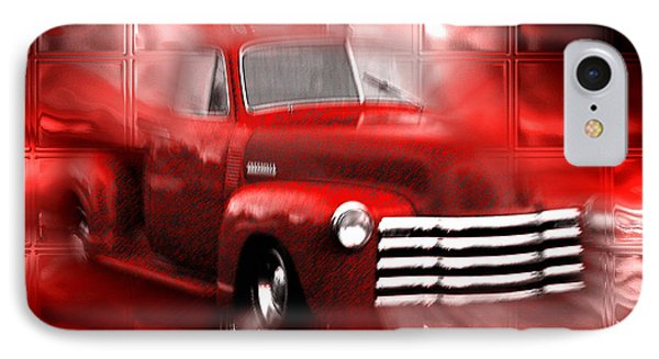1948 Chevy Pickup Truck IPhone Case