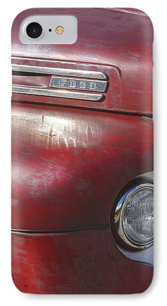 1949 Ford Pickup Truck #1 IPhone Case