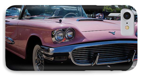 1959 Ford Thunderbird Convertible IPhone Case