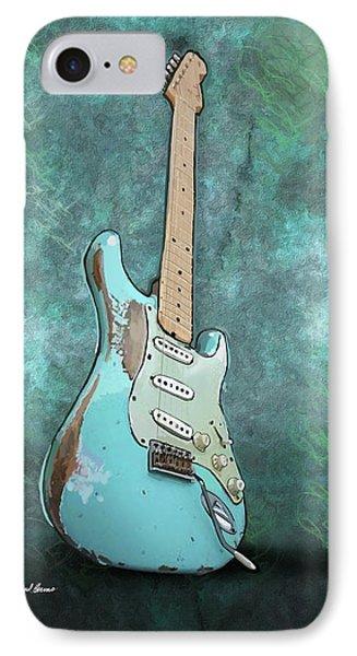 1962 Fender Stratocaster IPhone Case