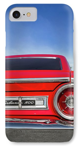 1964 Ford Galaxie 500 Taillight And Emblem IPhone Case