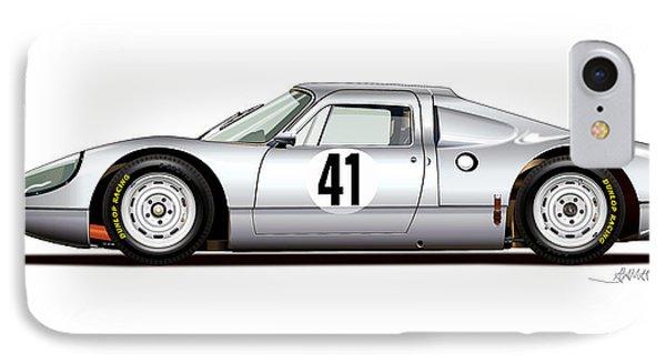 1964 Porsche 904 Carrera Gts IPhone Case