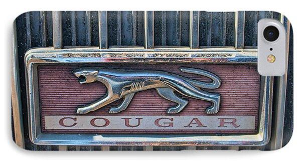 Mercury Cougar Iphone 8 Cases Fine Art America