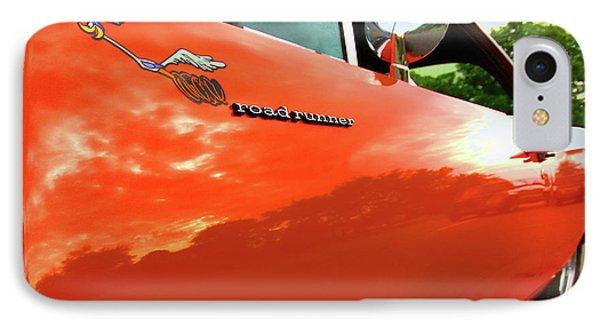 1969 Plymouth Road Runner 440 Roadrunner IPhone Case