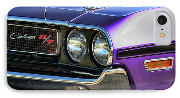 1970 Dodge Challenger Rt 440 Magnum IPhone Case
