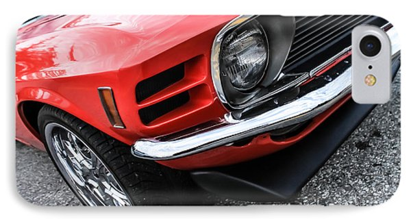 1970 Ford Mustang IPhone Case