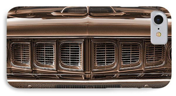 1971 Plymouth 'cuda 440 IPhone Case
