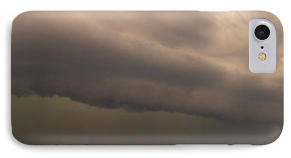 Nebraskasc iPhone 8 Case - 3rd Storm Chase Of 2015 by NebraskaSC