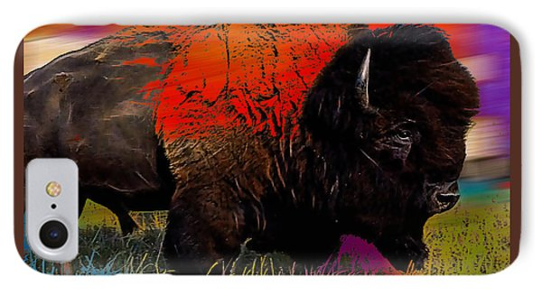 Buffalo Collection IPhone Case