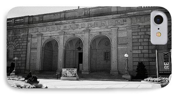 freer gallery of art Washington DC USA IPhone Case