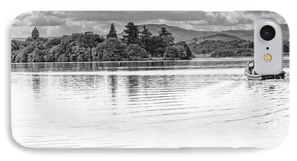 Lake Of Menteith IPhone Case