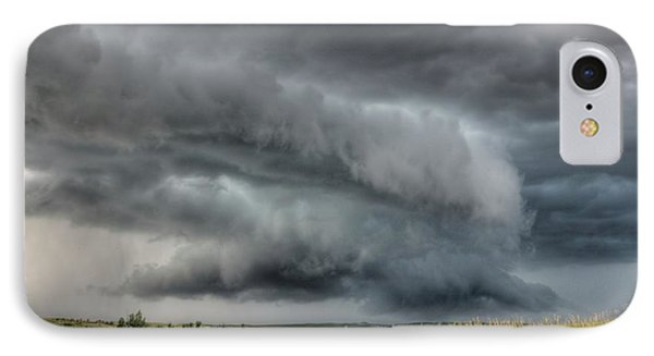 North Dakota Thunderstorm IPhone Case