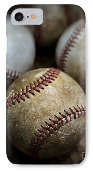 Old Baseball IPhone Case