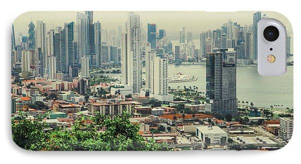 Panama City IPhone Case