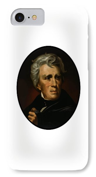 President Andrew Jackson  IPhone Case