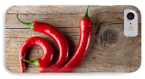 Red Chili Pepper IPhone Case