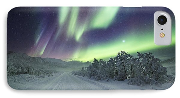 Road View IPhone Case