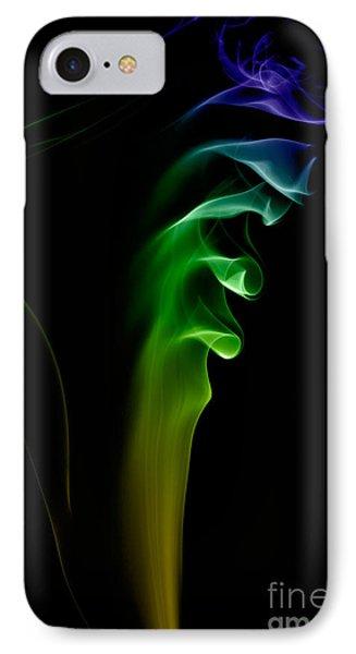 smoke XXVI IPhone Case